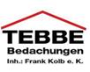 Tebbe Bedachungen Logo